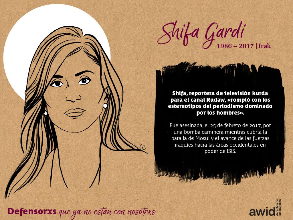 Shifa Gardi (SP)