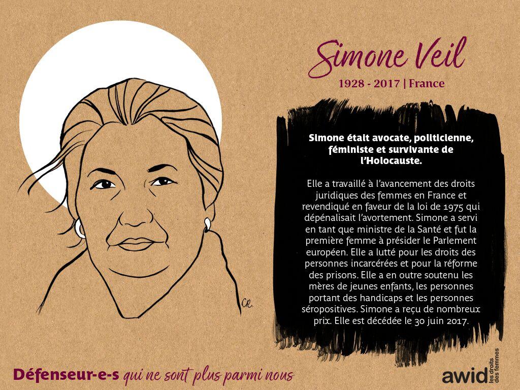 Simone Veil (FR)
