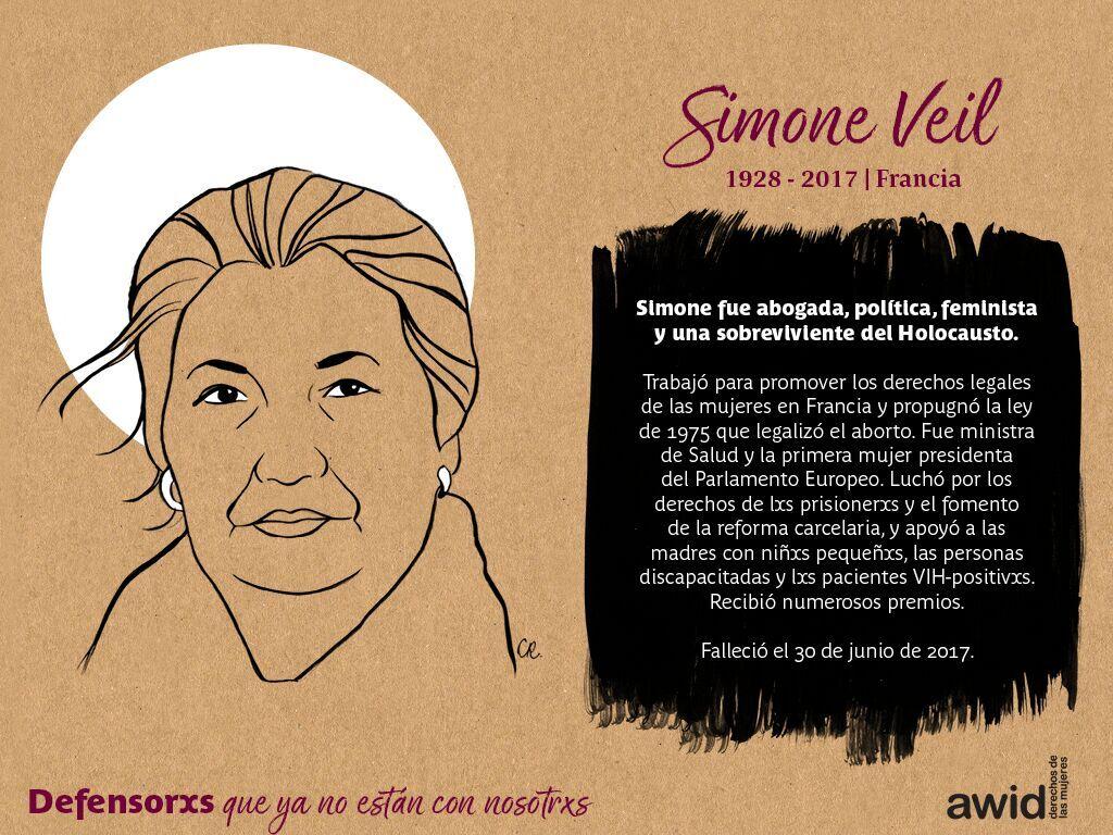 Simone Veil (SP)
