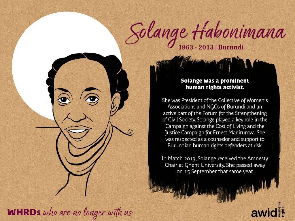 Solange Habonimana (EN)