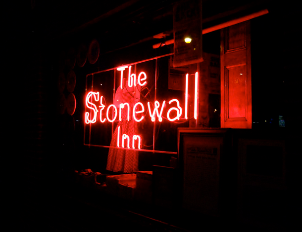 Stonewall Inn (Photo: Yosoynuts / Flickr) 610x470
