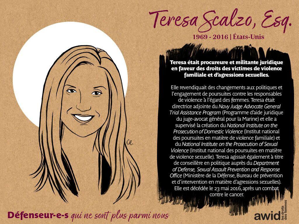 Teresa Scalzo, Esq. (FR)