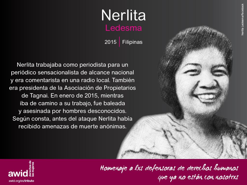 Nerlita Ledesma (SP)