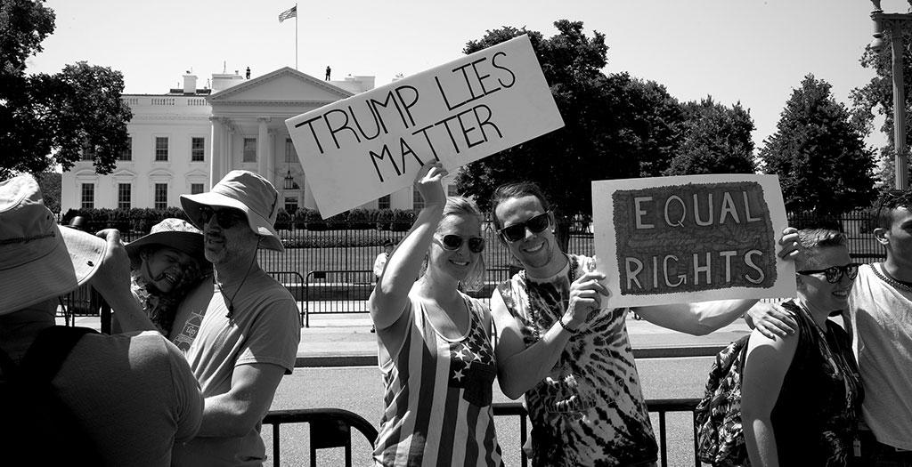 Trump Lies Matter