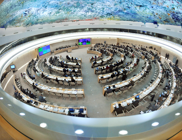 UN Human Rights Council, Geneva