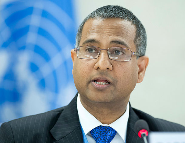 Ahmed Shaheed, Special Rapporteur on the situation of human rights in Islamic Republic of Iran (610x470)