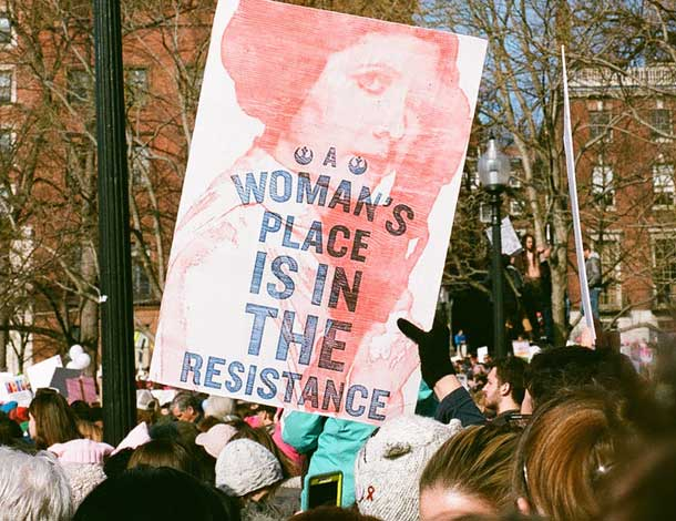 A woman's place is in the resistance (610x470)