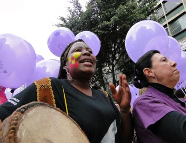 Afro-descendant women organisers in Latin America (610x470)