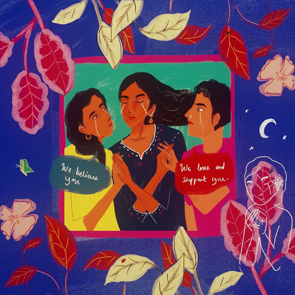 """""""Healing Together"""" by Upasana Agarwal"""