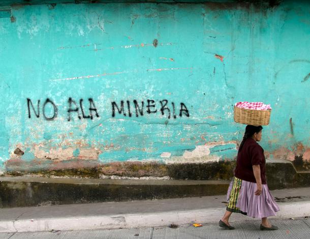 No a la mineria - binding treaty image