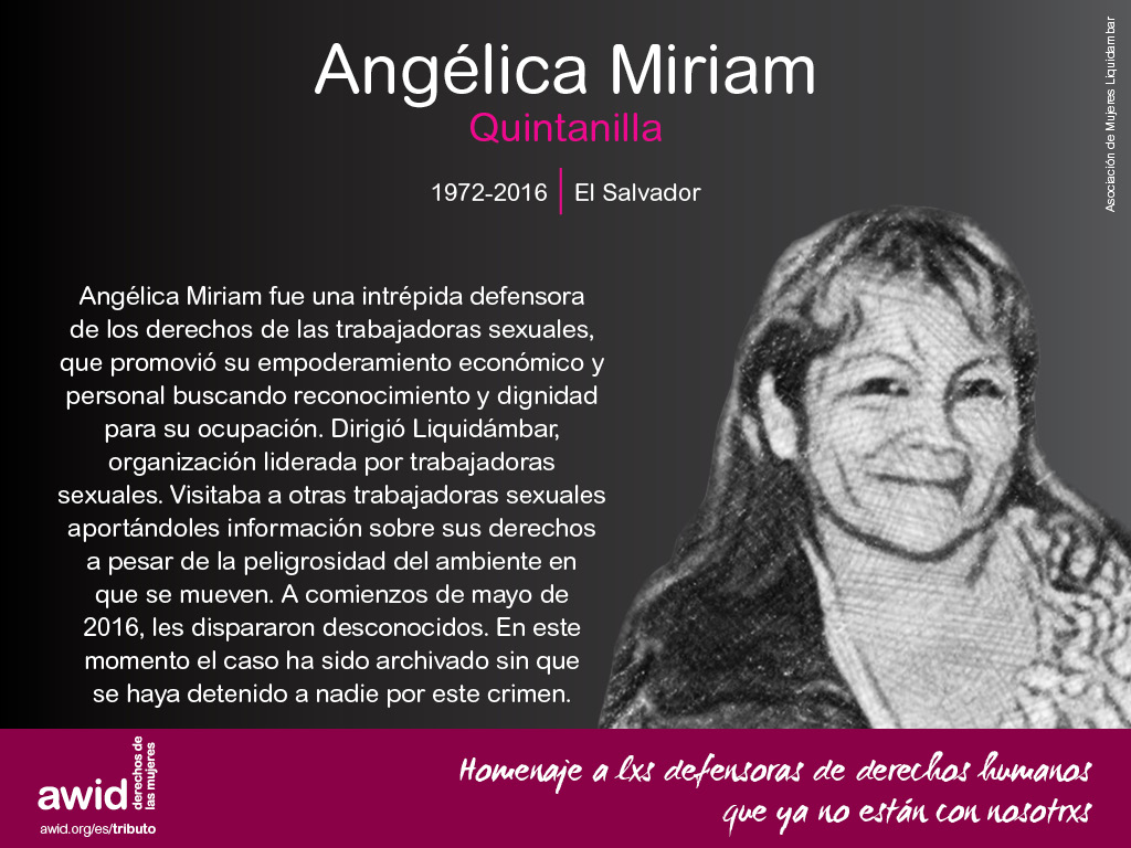 Angelica Miriam Quintanilla (SP)