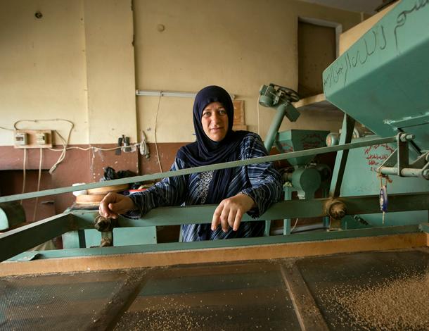 Woman Entrepreneur in Lebanon (610x470)