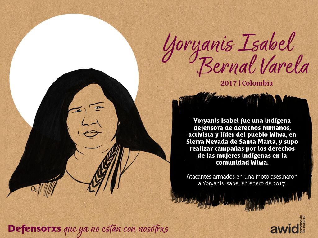 Yoryanis Isabel Bernal Varela (SP)