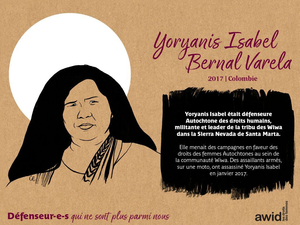 Yoryanis Isabel Bernal Varela (FR)