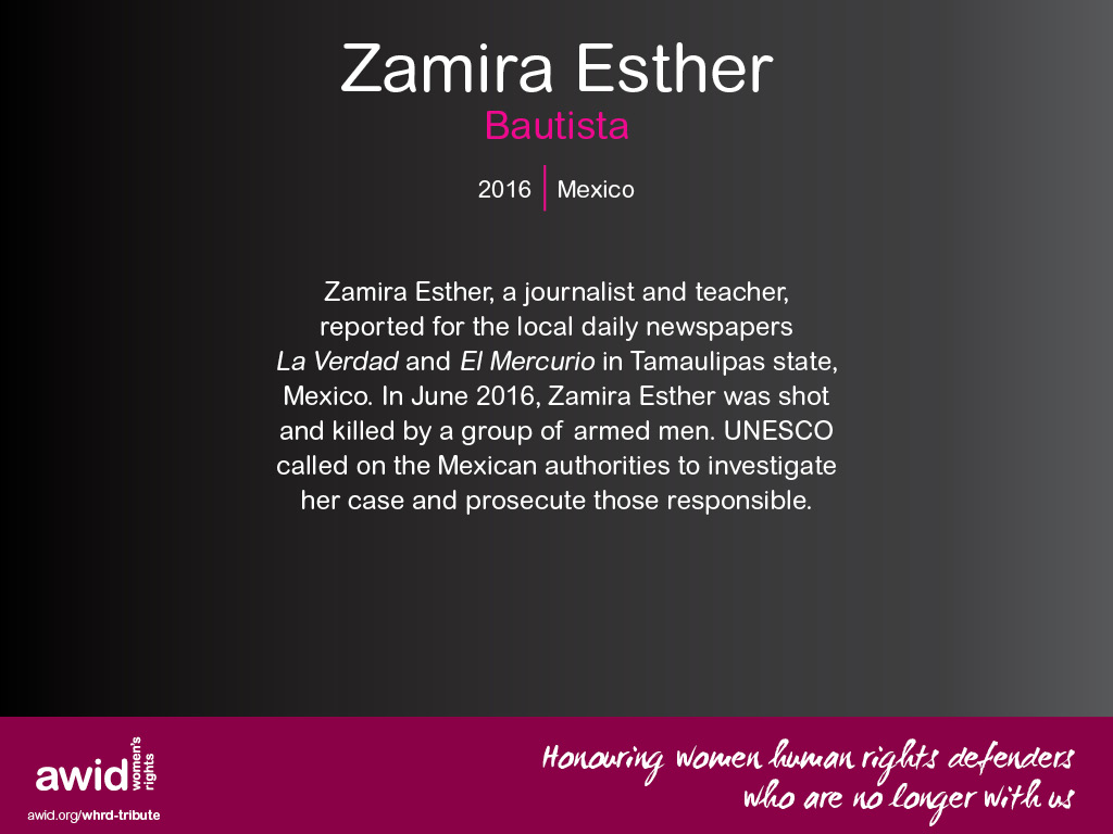 Zamira Esther Bautista (EN)