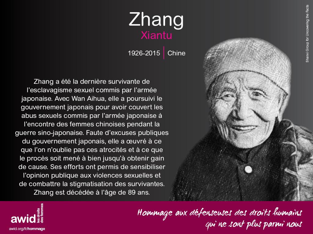 Zhang Xiantu (FR)